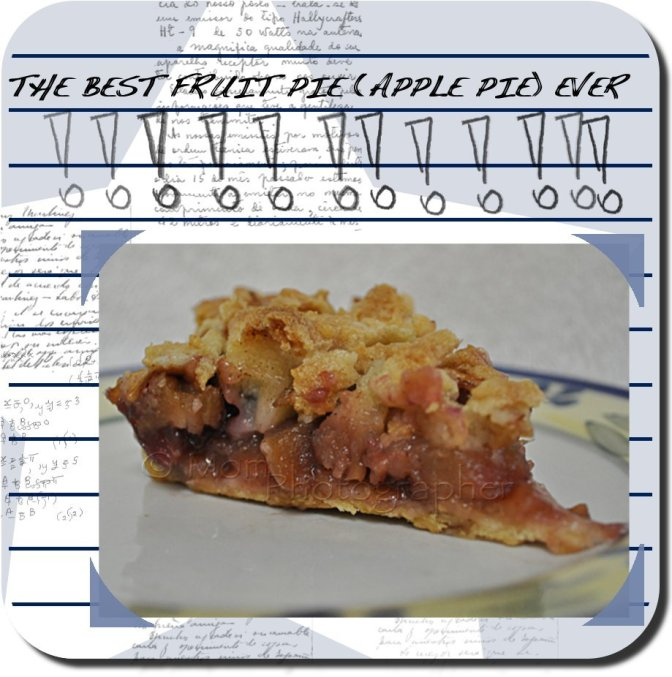 THE BEST APPLE PIE E.V.E.R