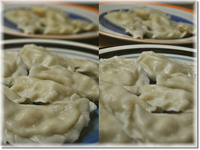 What to eat pierogi with?!