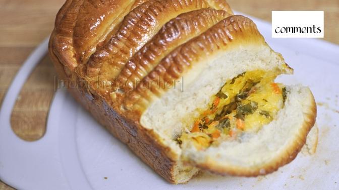 ewa samples, pull apart cheesy herb bread
