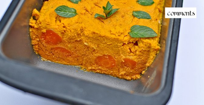 Pasztet z marchwi – Polish Carrot Pâté with coconut sugar glazed carrots