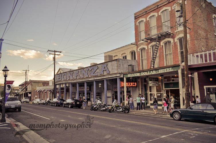 Visiting Nevada Day Two Virginia City