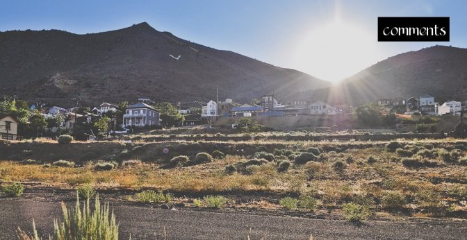 Visiting Nevada – Day Two: Virginia City