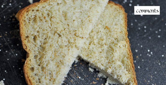 Vegan Wheat Germ Semolina bread