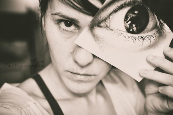 mom photographer, self-portrait 346