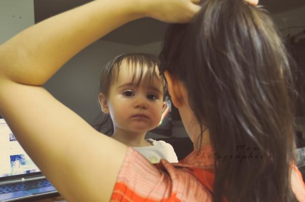 mom photographer, self-portrait 347