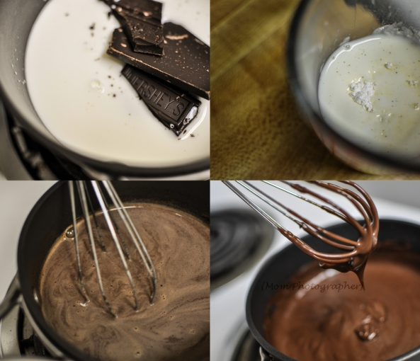 home-made-chocolate-pudding-mom-photographer-collage